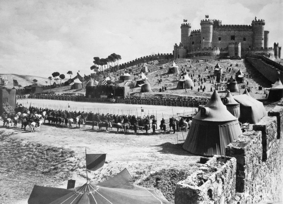Torneo - El Cid - 1961