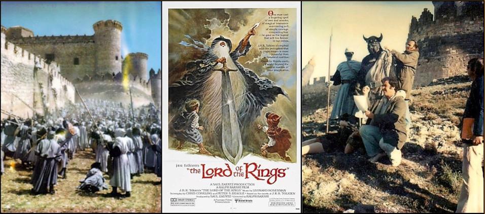 El señor de los anillos - 1978