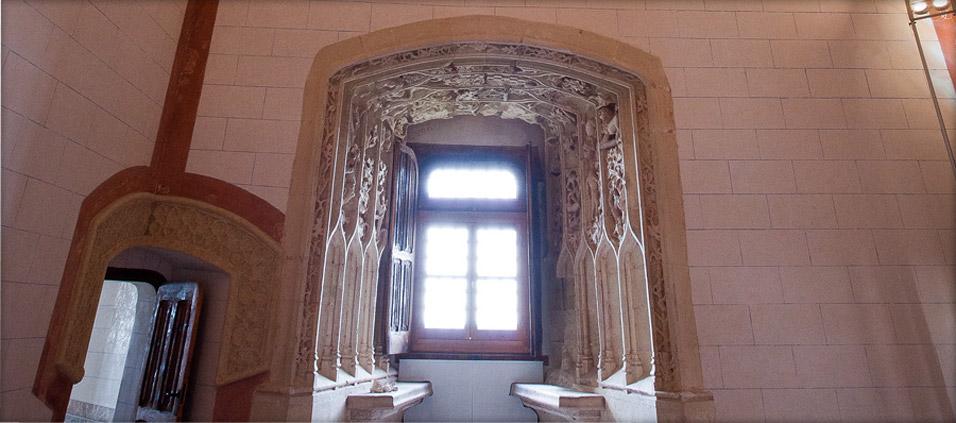 Salón capilla