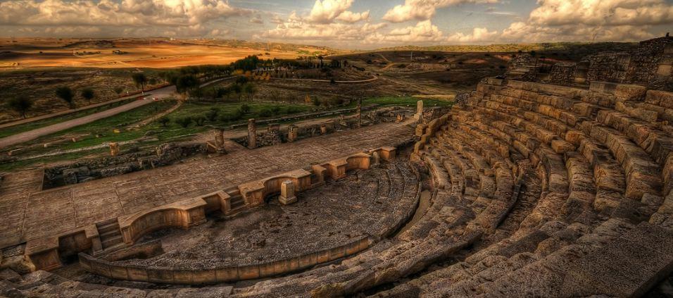 Segobriga Anfiteatro