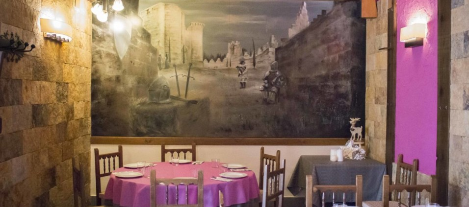 Muralla - mesas 1