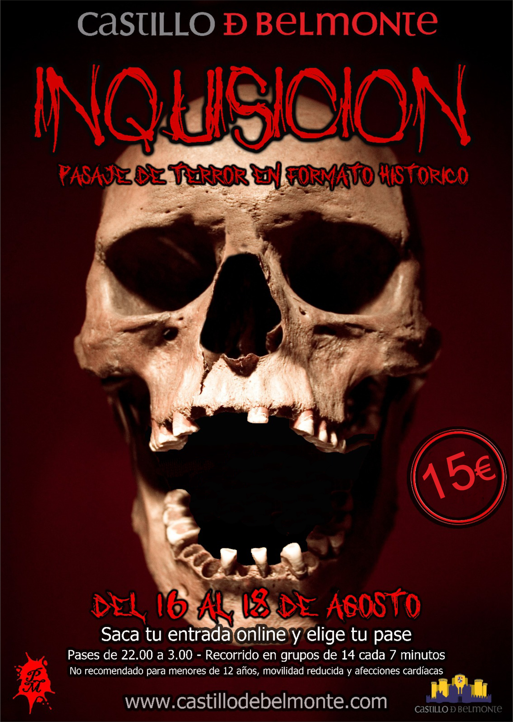Cartel Inquisición A5