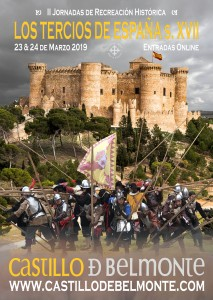 Cartel Tercios 2019 (Flyer A5)